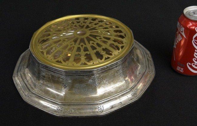 21: Tiffany Sterling Silver Dish