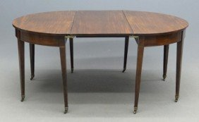 19th C. Banquet Table