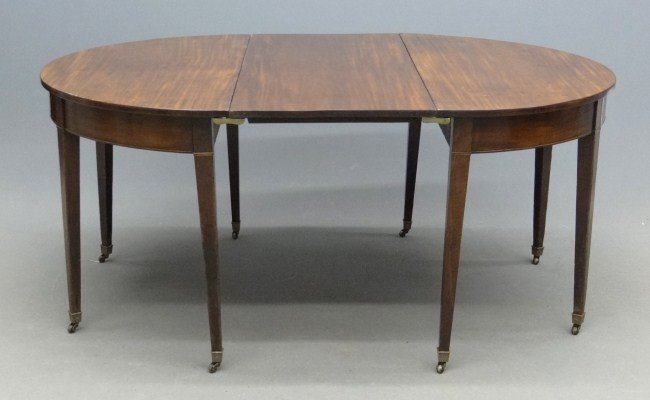 50: 19th c. Banquet Table