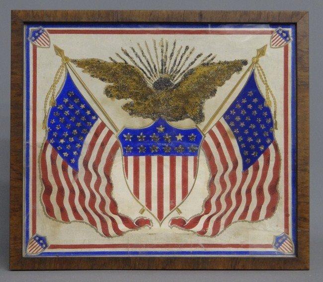 74: Patriotic Painting