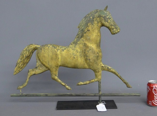75A: Horse Weathervane
