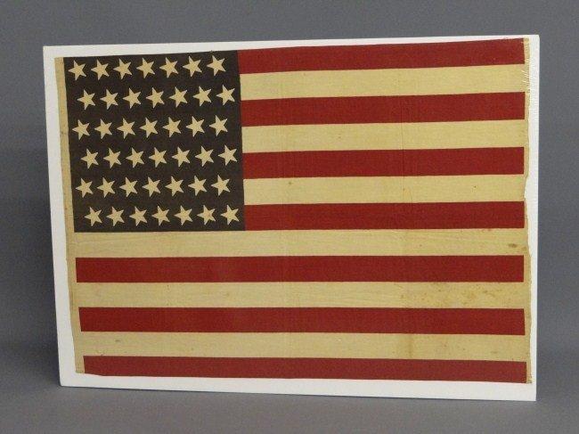 81: 42 Star American  Flag