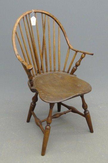 82: 19th c. Windsor Chair