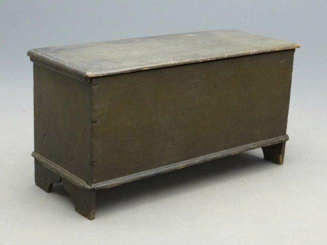 84: 19th c. Blanket Box