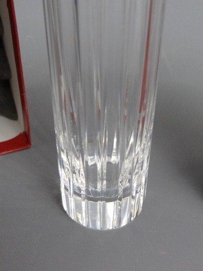 193: Baccarat Vase - 3