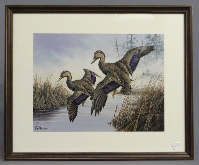 2: Painting Richard Lowell Hansen