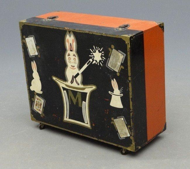 5: Vintage Magician's Box