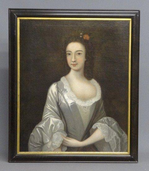10: 18th c. Portrait Woman