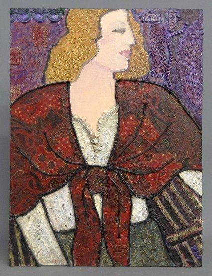69: Painting Roberta Meyerson