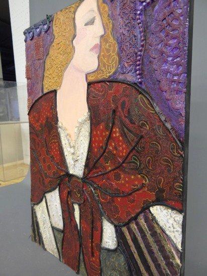 69: Painting Roberta Meyerson - 2