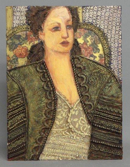 70: Painting Roberta Meyerson