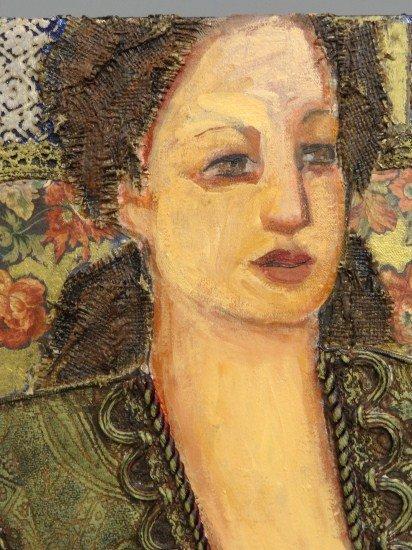 70: Painting Roberta Meyerson - 2