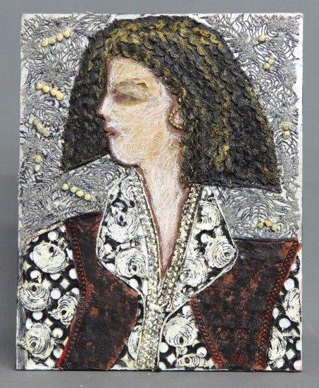 71: Painting Roberta Meyerson