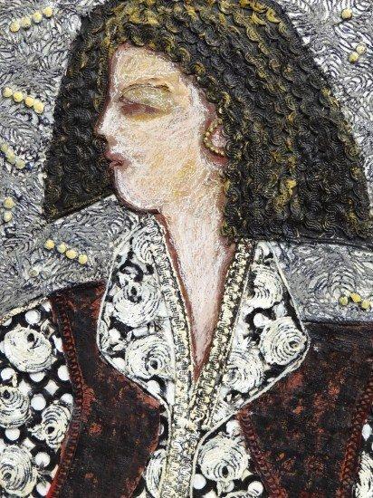 71: Painting Roberta Meyerson - 2