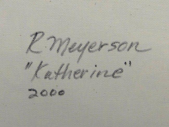 71: Painting Roberta Meyerson - 4