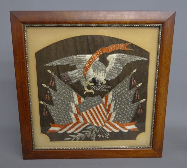 181: Patriotic Needlework