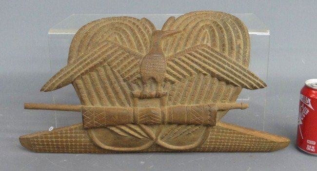 192: Eagle Carving
