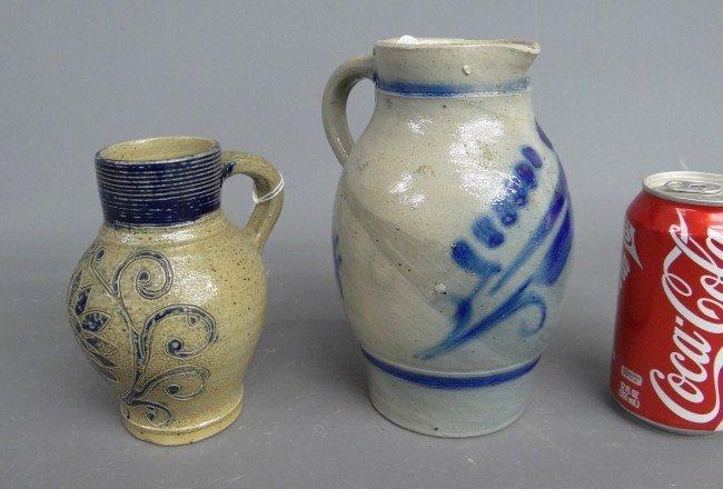 193: Stoneware Jugs