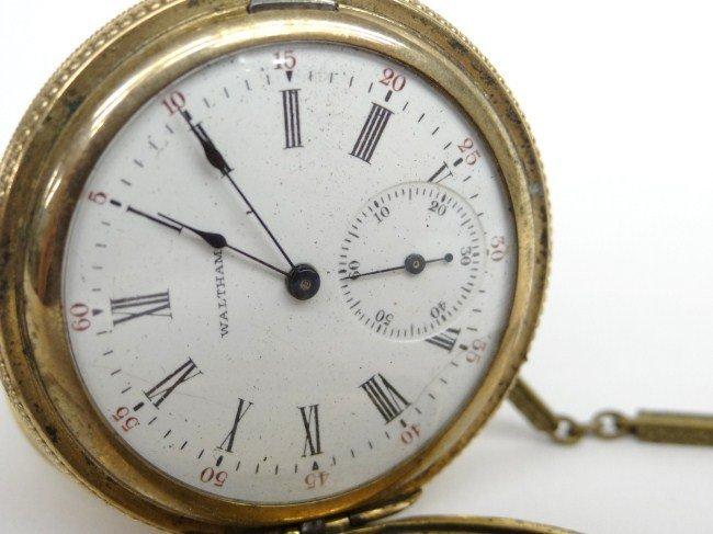 452: 14 Karat Gold Watch - 2