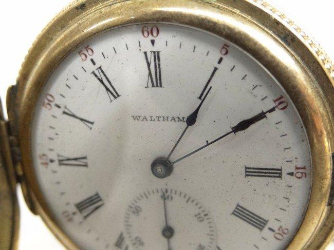 452: 14 Karat Gold Watch - 3