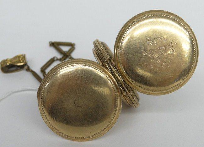 452: 14 Karat Gold Watch - 4