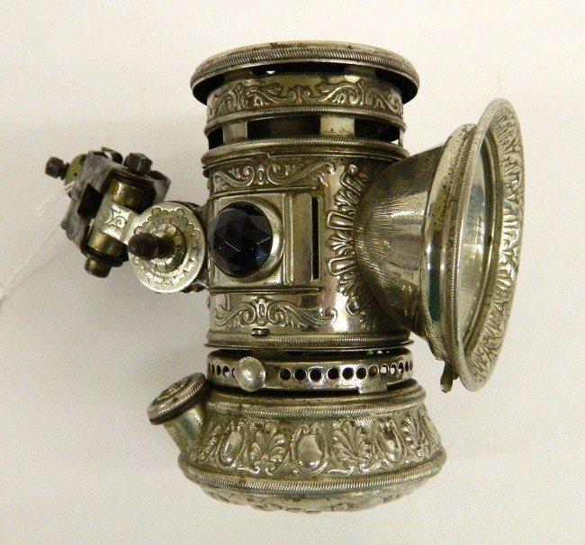2: Carbide Bicycle Lamp