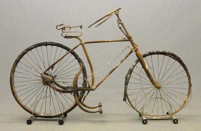 5: Star Pneumatic Bicycle
