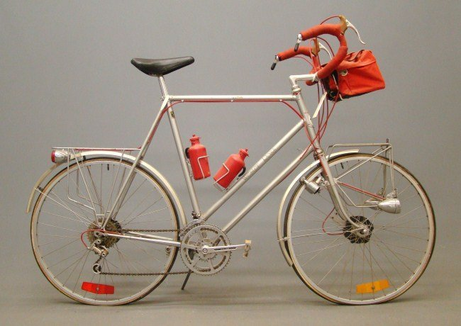 12: Wester Ross Light Weight Bicycle