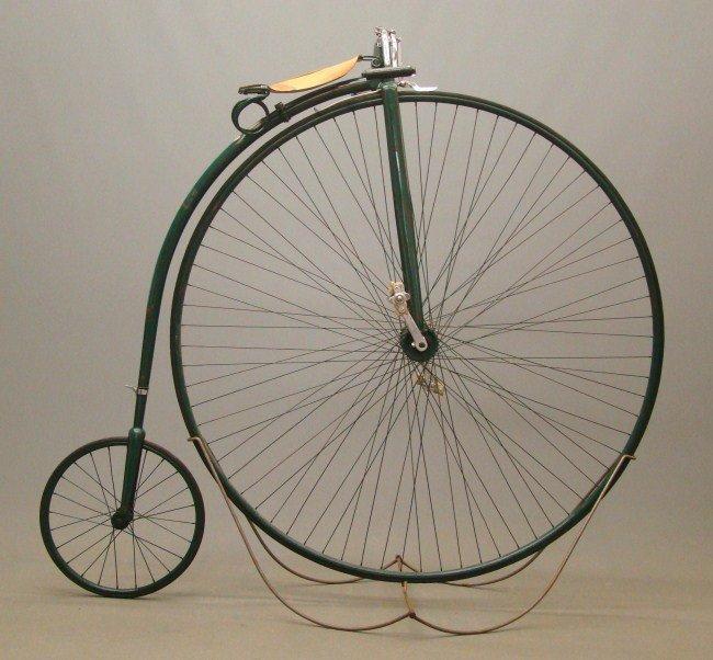 14: Victor Light Roadster Highwheel Bicycle