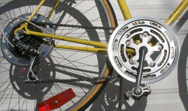 149: 1970's Schwinn Super Sport 10 speed men's bicycle - 3