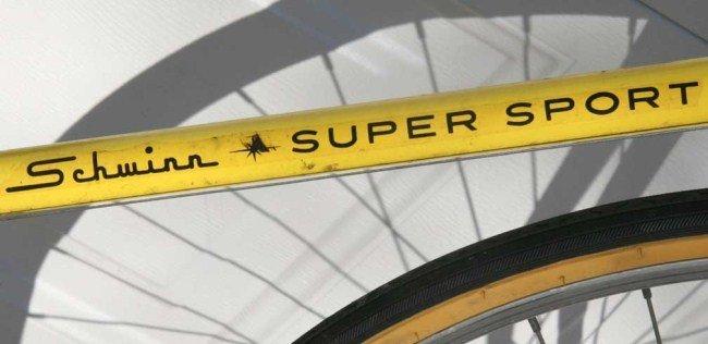 149: 1970's Schwinn Super Sport 10 speed men's bicycle - 4