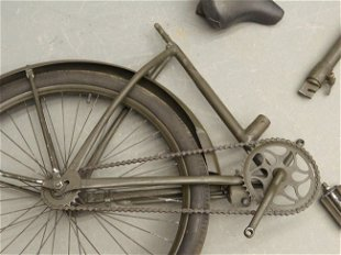 21st Annual Bicycle Auction Prices - 730 Auction Price