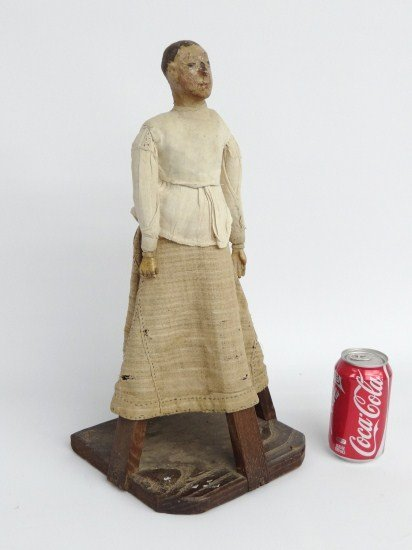 3: 18th c. French Cage Doll