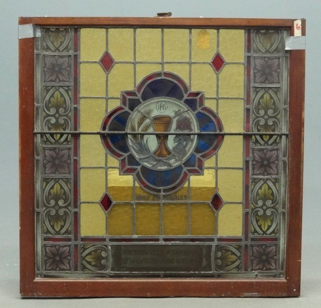 10: Stained Glass Windows