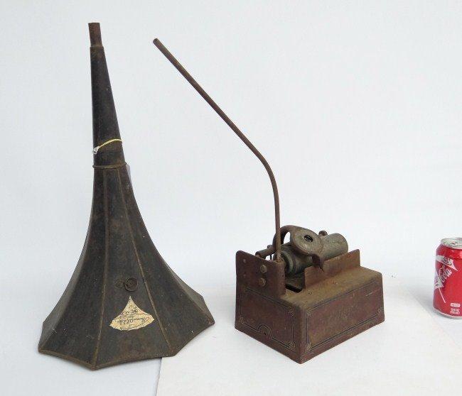 11: Edison Gem Phonograph