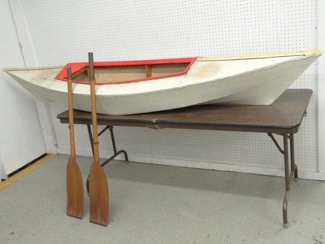 13: Vintage Kayak