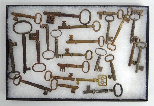 15: Key Lot