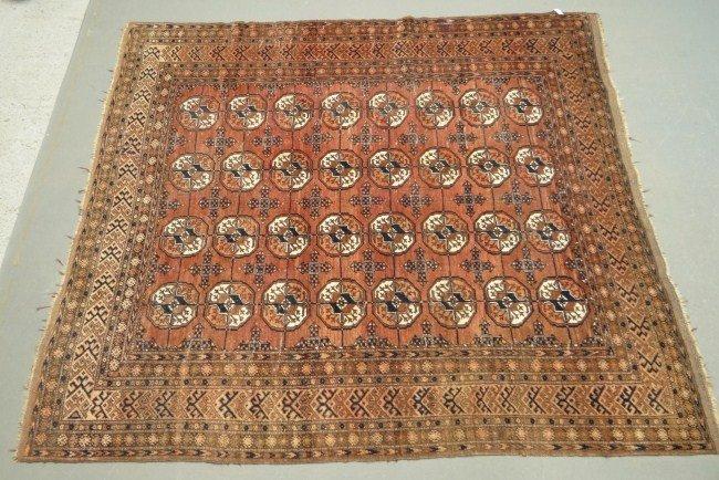 19: Oriental Rug