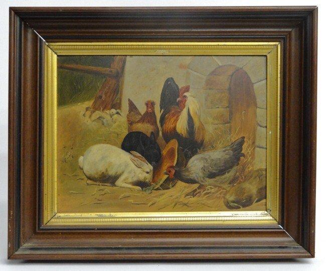 22: Painting Farm Scene