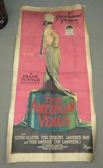 123: Vintage Movie Poster