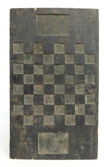13: 19th c. Gameboard