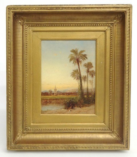 2: Painting Samuel Colman