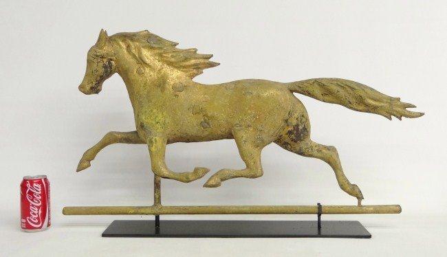 4: Horse Weathervane