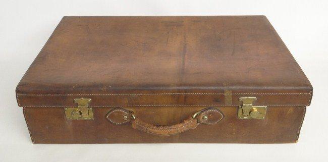 8: Hermes Suitcase