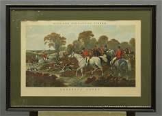 460 Fox Hunting Print