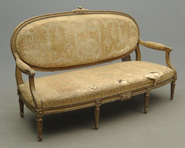 4: French Sofa