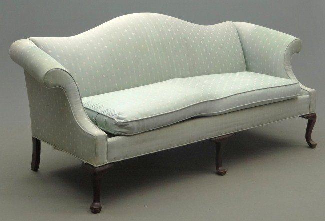 209 ethan allen camelback sofa - Ethan Allen Sectional Sofas