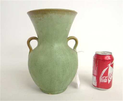 390 Frankoma Pottery Vase
