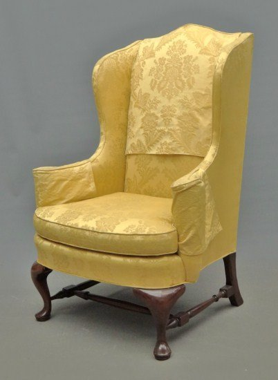 21: Wing Chair