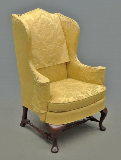 22: Wing Chair